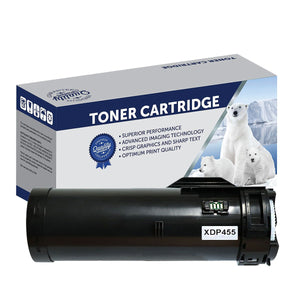 Your Ink Solutions' Compatible Xerox CT201949 (DP455) Mono Laser Cartridge - 25,000 pages is the estimate yield.