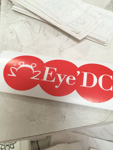 Eye'DC Logo
