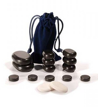 Load image into Gallery viewer, 16 PIECE ~ FACIAL ~ HOT STONE SET ~ MASSAGE Collection