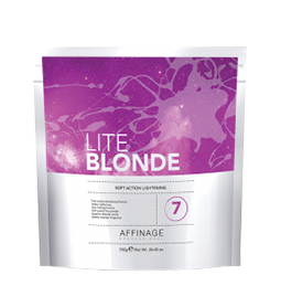 750g ~ LITE BLONDE ~ 7 LEVEL LIFT ~ AFFINAGE Collection