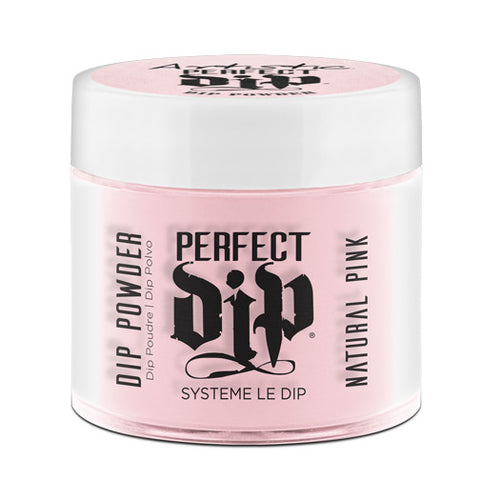Artistic Natural French Pink Dipping Powder