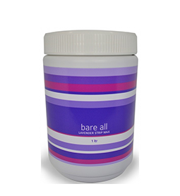 LAVENDER ~ STRIP WAX ~ BARE ALL Collection