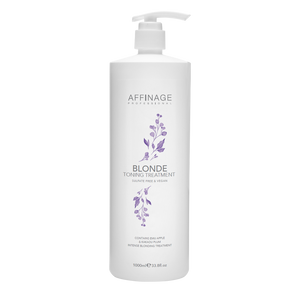 Affinage Blonde Toning Treatment 1 Litre ~ Cleanse & Care Range