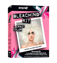 Load image into Gallery viewer, BLEACHING KIT ~ CRAZY COLOR Collection