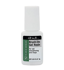5 SECONDS ~ BRUSH-ON GEL RESIN 6g ~ IBD Collection