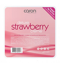 Load image into Gallery viewer, DELUXE STRAWBERRY CREME ~ HOT/HARD WAX ~ CARON Collection