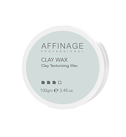 CLAY TEXTURISING WAX ~ 100g ~ STYLING RANGE ~ AFFINAGE Collection