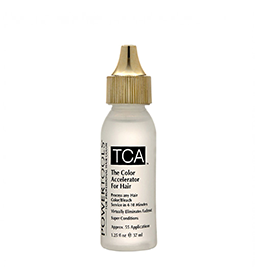COLOUR ACCELERATOR ~ TCA POWERTOOLS HAIR ~ HELP & REPAIR Collection
