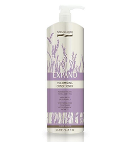 NATURAL LOOK EXPAND ~ VOLUMIZING CONDITIONER ~ 1 Litre ~ NATURAL LOOK Collection