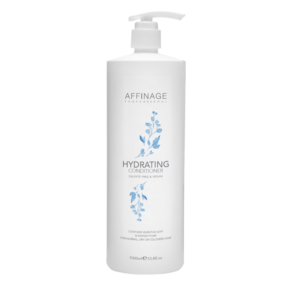Affinage Hydrating Conditioner 1 Litre ~ Cleanse & Care Range