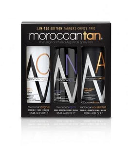 MoroccanTan Tanners Choice Trio Sample Pack