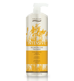 NATURAL LOOK INTENSIVE ~ RECONSTRUCTIVE TREATMENT ~ 1 Litre ~ NATURAL LOOK Collection