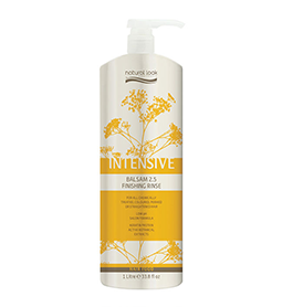 INTENSIVE ~ BALSAM PH 2.5 FINISHING RINSE ~ 1 Litre ~ NATURAL LOOK Collection