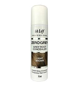 LIGHT BROWN ~ ZERO GREY ~ 75ml ~ ROOT CONCEALER Collection