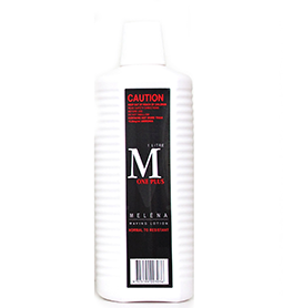 MELENA PERM ONE PLUS ~ NORMAL to RESISTANT ~ WAVING LOTION ~ 1 Litre ~ MELENA Collection