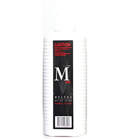 MELENA PERM ONE ~ NORMAL to DRY ~ WAVING LOTION ~ 1 Litre ~ MELENA Collection