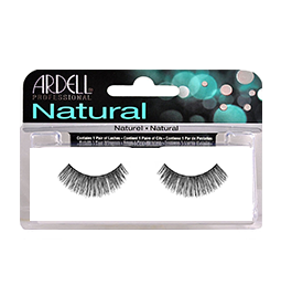 ARDELL 101 BLACK ~ NATURAL STRIP LASH RANGE ~ ARDELL Collection