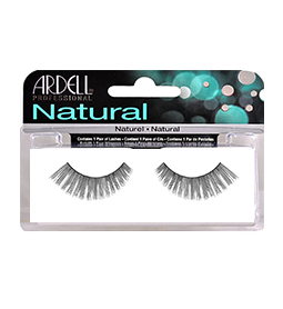 ARDELL 107 BLACK ~ NATURAL STRIP LASH RANGE ~ ARDELL Collection
