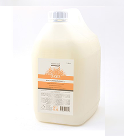 OASIS ~ MOISTURISING SHAMPOO ~ 5 Litre ~ NATURAL LOOK Collection