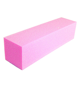 BUFF 100/100/100/100 ~ 4 SIDED ~ PINK BUFFER ~ BLOCK ~ FILE Collection