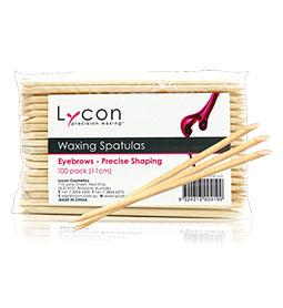 PRECISE SHAPING ~ EYEBROW SPATULAS ~ LYCON Collection