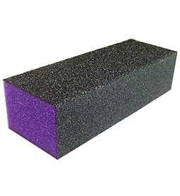 60/100/100 ~ 3 SIDED ~ PURPLE CORE ~ BLACK BUFFER ~ BLOCK ~ FILE Collection