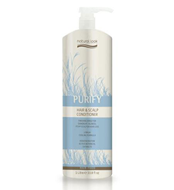 PURIFY ~ HAIR & SCALP CONDITIONER ~ 1 Litre ~ NATURAL LOOK Collection