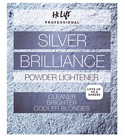 SILVER BRILLIANCE ~ POWDER lIGHTENER ~ HI LIFT Collection