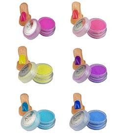 KIT ~ SUGAR & SPICE  (6pce) ~ JOSS ~ NAIL ART Collection