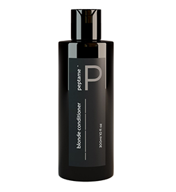 BLONDE CONDITIONER ~ 300ml ~ PEPTAME Collection