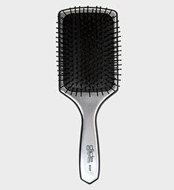 SILVER ~ COMBO ~ PADDLE BRUSH ~ GLIDE Collection
