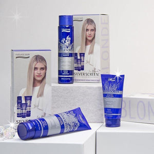 NATURAL LOOK SILVER SCREEN RANGE GIFT PACK