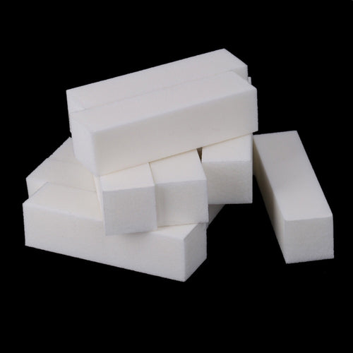 BULK BUY 10 for $20 ~ 80/150/150/ ~ 3 SIDED ~ WHITE BUFFER ~ BLOCK ~ FILE Collection