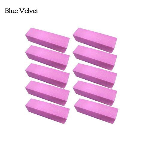 BULK BUY10 for $20 ~ 100/100/100/100 ~ 4 SIDED ~ PINK BUFFER ~ BLOCK ~ FILE Collection
