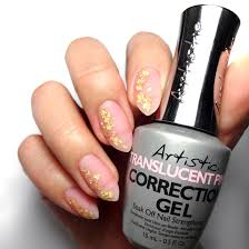 Artistic Correction Gel - Translucent Pink 15ml