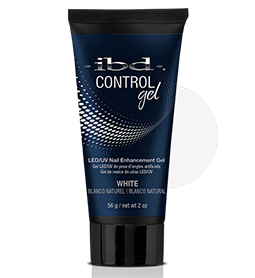 WHITE ~ CONTROL GEL ~ 56g ~ IBD Collection