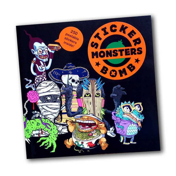 Stickerbomb Monsters<br>