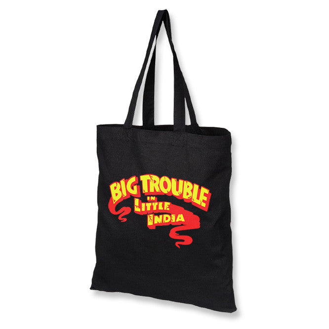 Big Trouble in Little India Tote Bag<br>