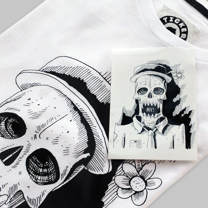 Jolly Skull T-Shirt<br>