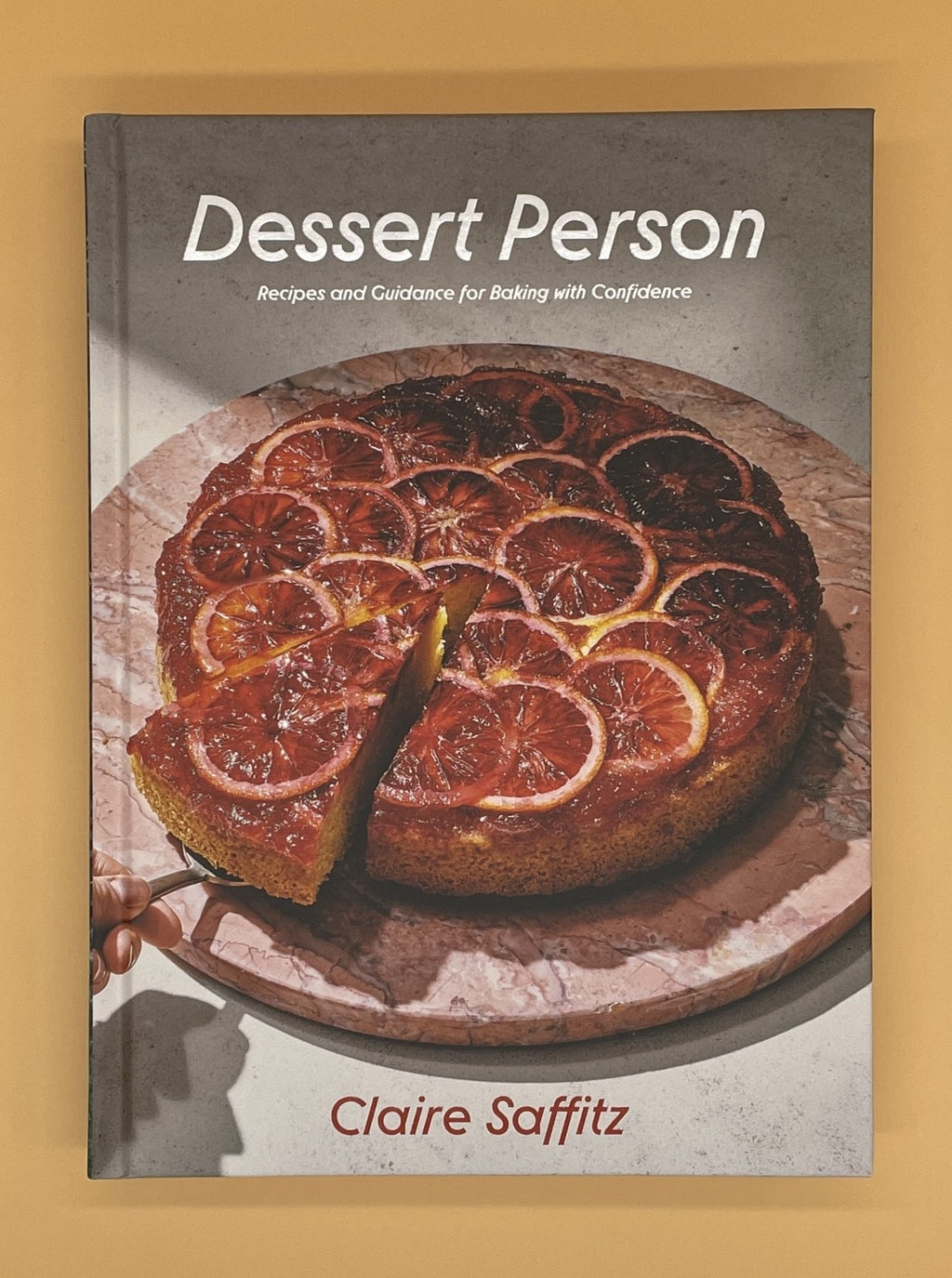 Dessert Person (Claire Saffitz)