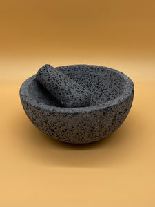 Stone Molcajete (Traditional)