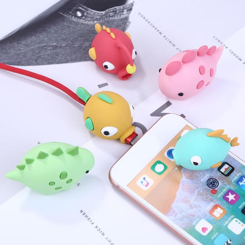 Animal Charging Cable Protector