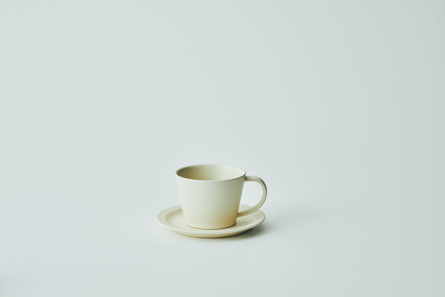 SAKUZAN / DAYS Sara Coffee Cup & Saucer