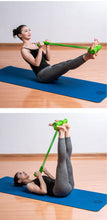 Load image into Gallery viewer, Tube Strong Exercise Fitness Resistance Bands