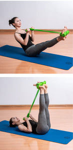 Tube Strong Exercise Fitness Resistance Bands