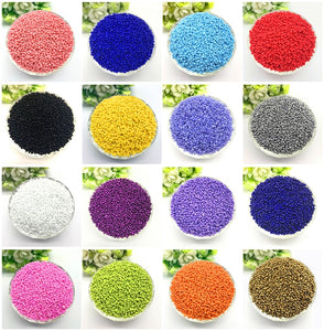 1000pc Czech Glass Seed Beads Accessories for Bracelet and Necklace Jewelry Making