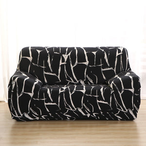 Elastic Stretch Sectional Sofa Slipcovers