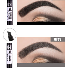Load image into Gallery viewer, LULAA Waterproof Natural Eyebrow Pencil