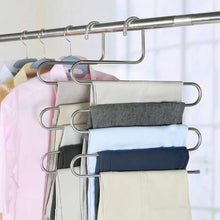 Load image into Gallery viewer, Multi-functional S-type Stainless Steel Hanger