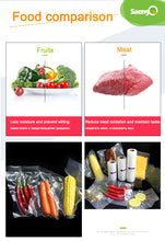 Load image into Gallery viewer, saengQ Vacuum Bags for Food Vacuum Sealer